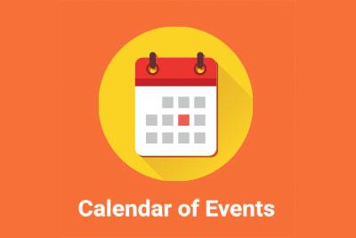 PAVE Event Calendar