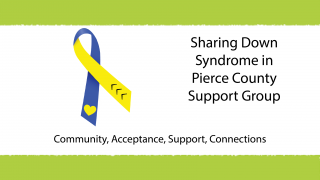 Sharing Down Syndrome Pierce County: Parents Night In @ Zoom Online