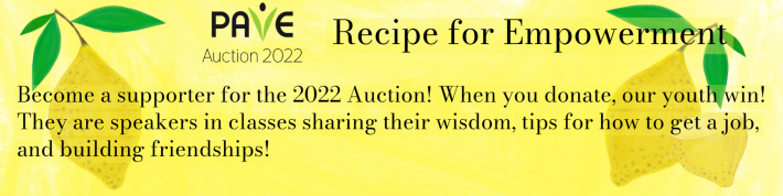Support us for the 2022 Auction
